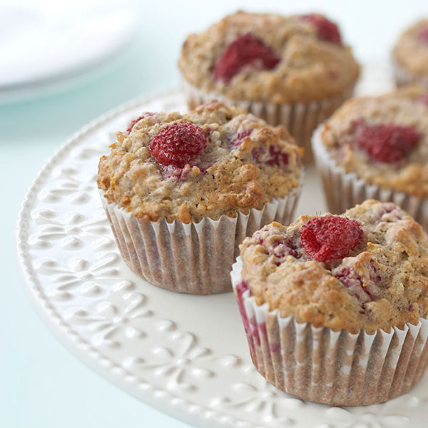 Bountiful Brown Rice Muffins