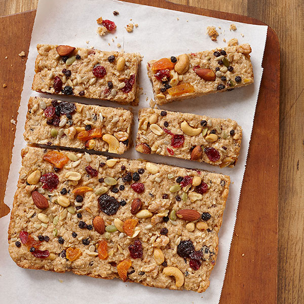 Brown Rice Power Bars