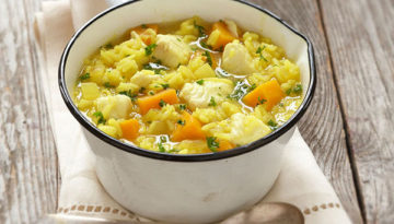 Chilean Fish Chowder