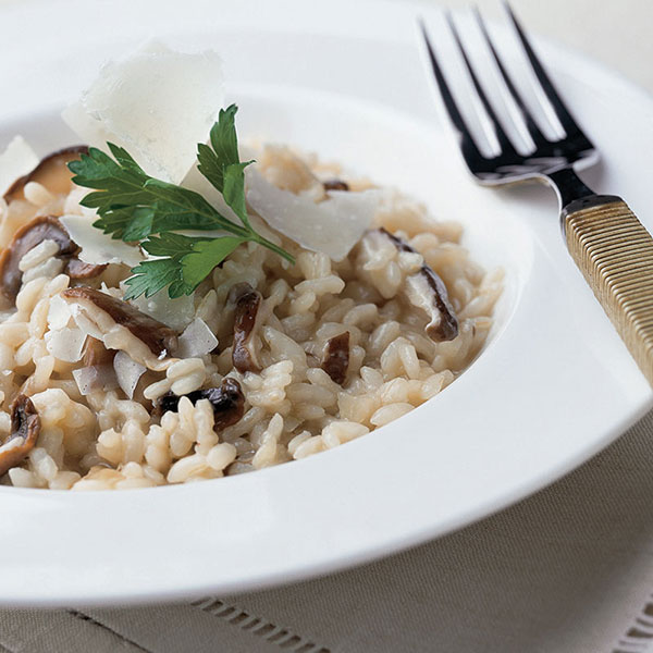 Classic Baked Risotto