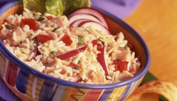 Santa Fe Smokin' Rice Salad