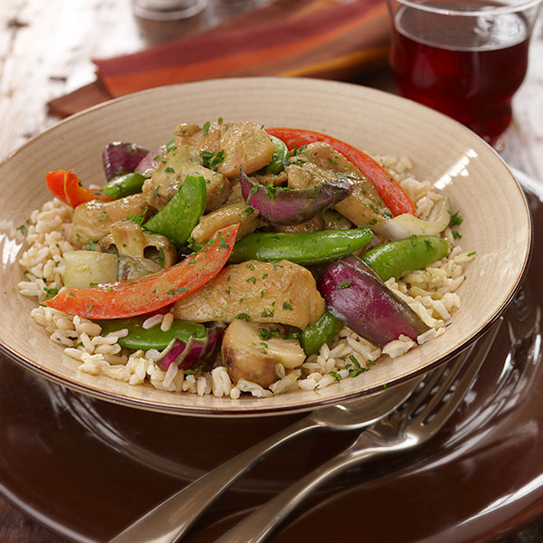 Add Whole Grain Goodness to Classic Favourites with Brown Rice
