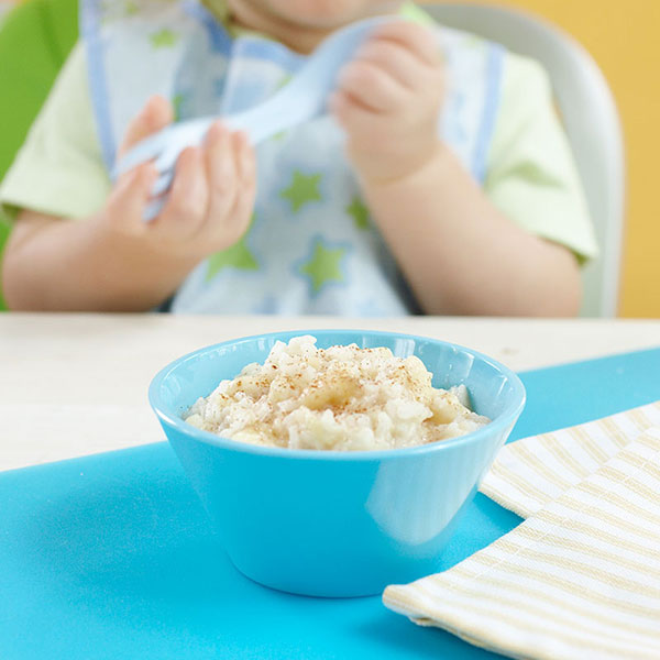 Rice Recipes for Baby