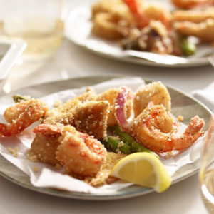 Cracked Rice Fritto Misto