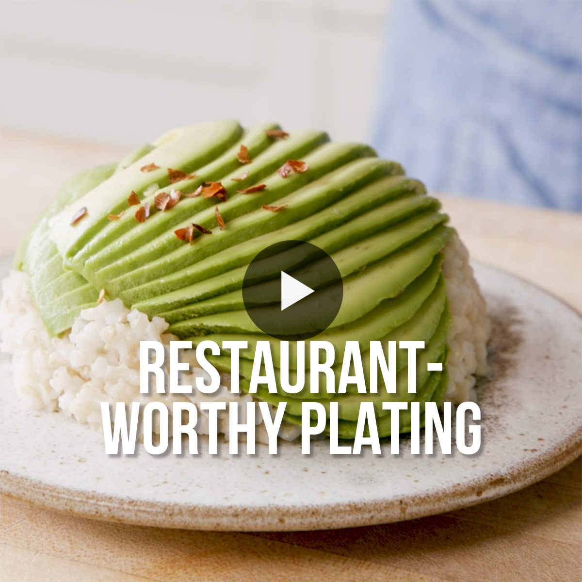 Rice Hacks – Restaurant-Worthy Plating