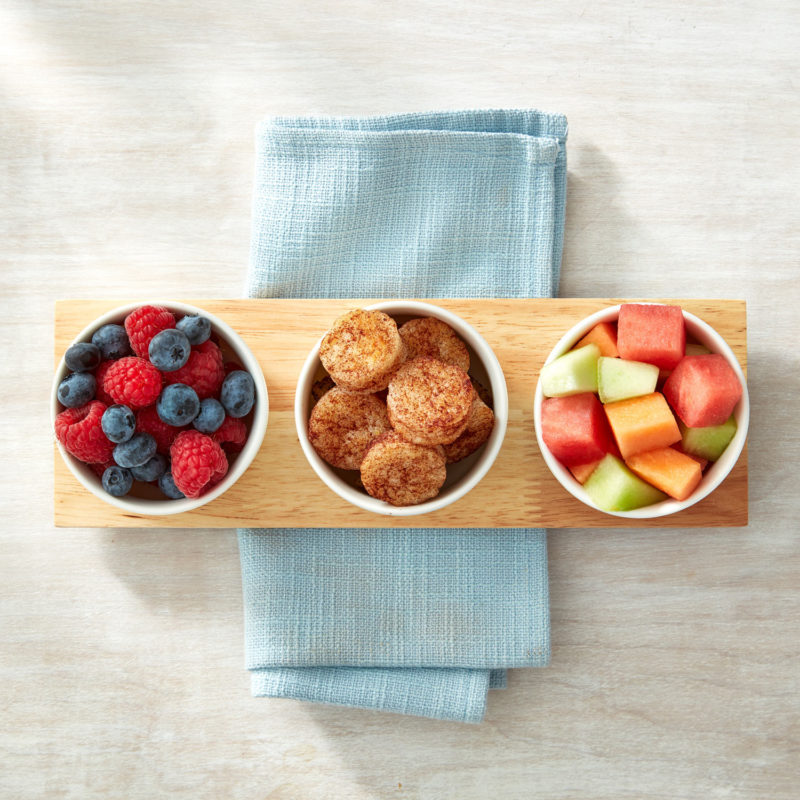 Apple Spice Rice Croutons
